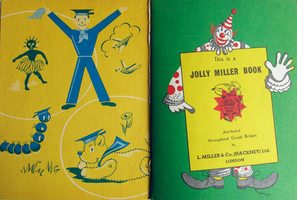 vintage childrens' book