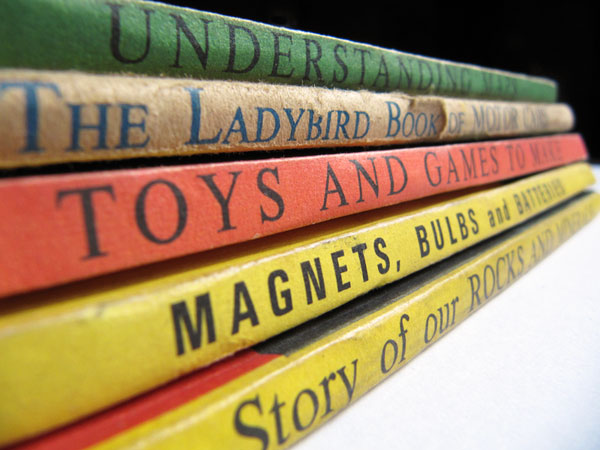 Childrens' Ladybird books
