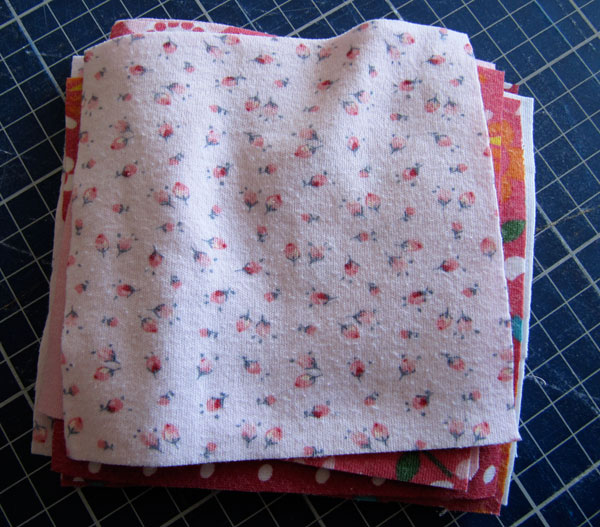 baby clothes to patchwork squares