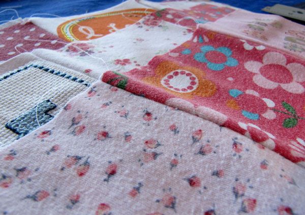 stitching squares