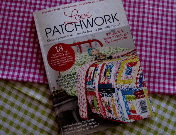 Love Patchwork magazine