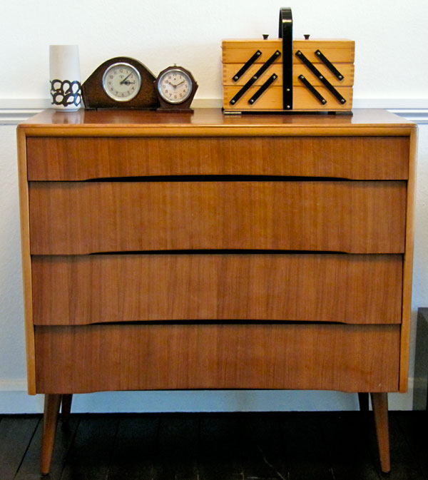 Mid Century drawers