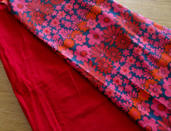 fabric for skirt