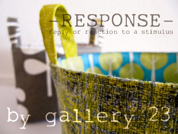 Response exhibition