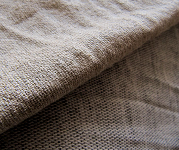 Reclaimed linen