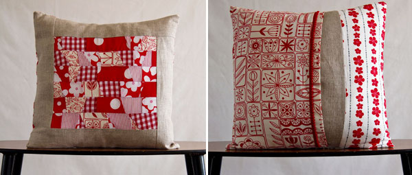 Red Cushion