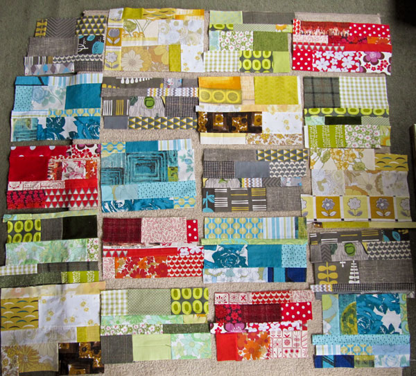 all the scraps quilt blocks