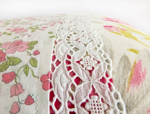 Keepsake Cushion - detail